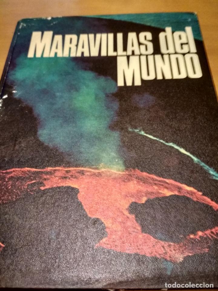 MARAVILLAS DEL MUNDO (Libros de Segunda Mano - Geografía y Viajes)