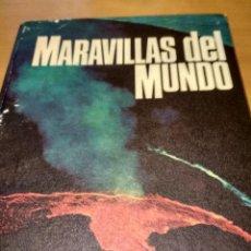 Libros de segunda mano: MARAVILLAS DEL MUNDO. Lote 275706938