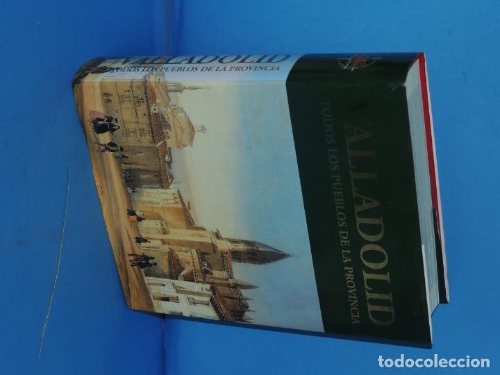 Libros de segunda mano: VALLADOLID. TODOS LOS PUEBLOS DE LA PROVINCIA.-Dirección y coordinación: José Cubero Garrote - Foto 2 - 276200578