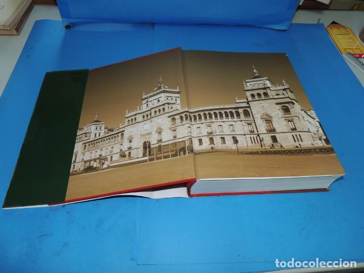 Libros de segunda mano: VALLADOLID. TODOS LOS PUEBLOS DE LA PROVINCIA.-Dirección y coordinación: José Cubero Garrote - Foto 3 - 276200578