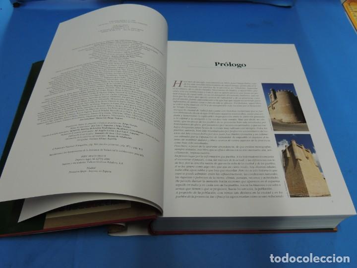 Libros de segunda mano: VALLADOLID. TODOS LOS PUEBLOS DE LA PROVINCIA.-Dirección y coordinación: José Cubero Garrote - Foto 6 - 276200578