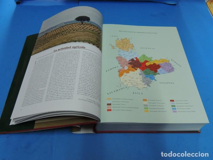 Libros de segunda mano: VALLADOLID. TODOS LOS PUEBLOS DE LA PROVINCIA.-Dirección y coordinación: José Cubero Garrote - Foto 7 - 276200578