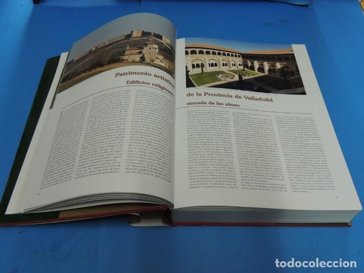 Libros de segunda mano: VALLADOLID. TODOS LOS PUEBLOS DE LA PROVINCIA.-Dirección y coordinación: José Cubero Garrote - Foto 8 - 276200578