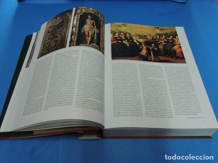 Libros de segunda mano: VALLADOLID. TODOS LOS PUEBLOS DE LA PROVINCIA.-Dirección y coordinación: José Cubero Garrote - Foto 9 - 276200578