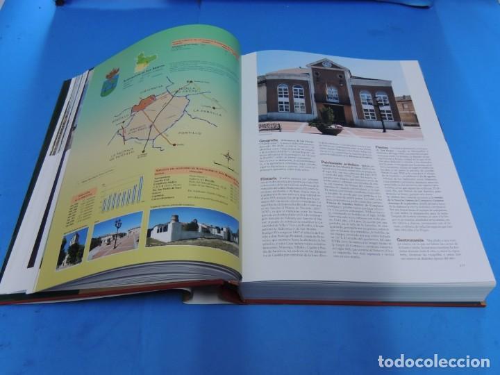 Libros de segunda mano: VALLADOLID. TODOS LOS PUEBLOS DE LA PROVINCIA.-Dirección y coordinación: José Cubero Garrote - Foto 12 - 276200578