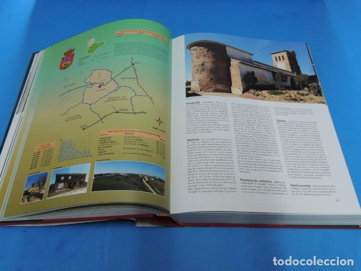 Libros de segunda mano: VALLADOLID. TODOS LOS PUEBLOS DE LA PROVINCIA.-Dirección y coordinación: José Cubero Garrote - Foto 14 - 276200578