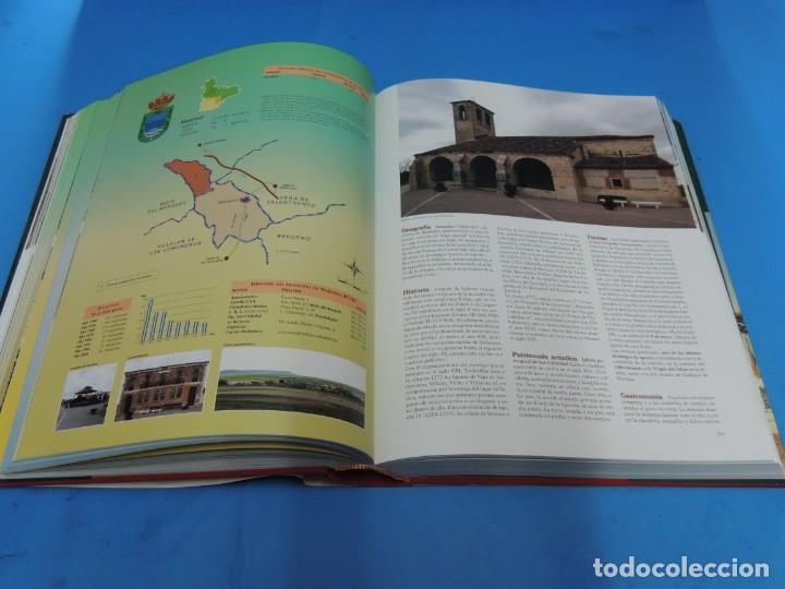 Libros de segunda mano: VALLADOLID. TODOS LOS PUEBLOS DE LA PROVINCIA.-Dirección y coordinación: José Cubero Garrote - Foto 16 - 276200578
