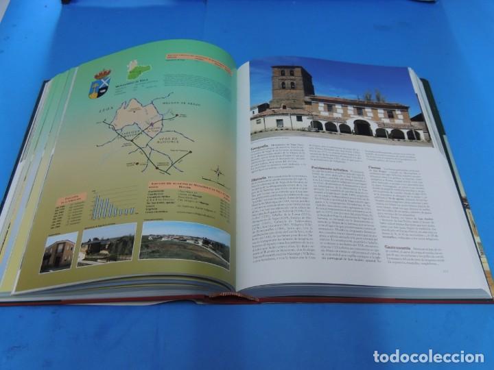 Libros de segunda mano: VALLADOLID. TODOS LOS PUEBLOS DE LA PROVINCIA.-Dirección y coordinación: José Cubero Garrote - Foto 17 - 276200578