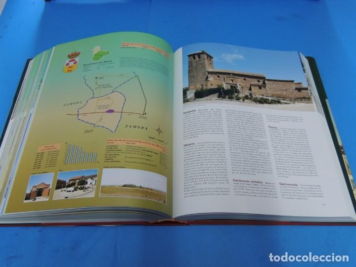 Libros de segunda mano: VALLADOLID. TODOS LOS PUEBLOS DE LA PROVINCIA.-Dirección y coordinación: José Cubero Garrote - Foto 19 - 276200578