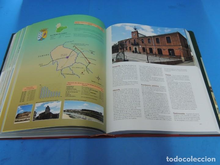 Libros de segunda mano: VALLADOLID. TODOS LOS PUEBLOS DE LA PROVINCIA.-Dirección y coordinación: José Cubero Garrote - Foto 20 - 276200578