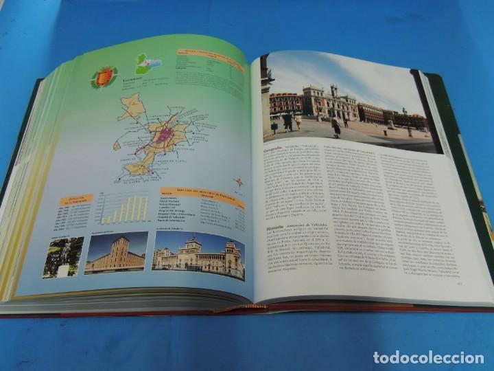 Libros de segunda mano: VALLADOLID. TODOS LOS PUEBLOS DE LA PROVINCIA.-Dirección y coordinación: José Cubero Garrote - Foto 21 - 276200578