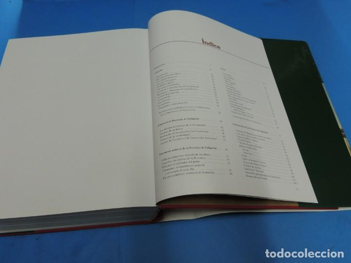 Libros de segunda mano: VALLADOLID. TODOS LOS PUEBLOS DE LA PROVINCIA.-Dirección y coordinación: José Cubero Garrote - Foto 25 - 276200578