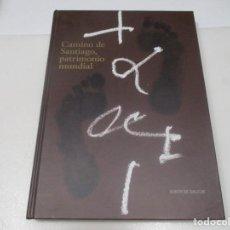 Libros de segunda mano: JOSÉ MANUEL GARCÍA IGLESIAS CAMINO DE SANTIAGO, PATRIMONIO MUNDIAL W8060. Lote 276250788