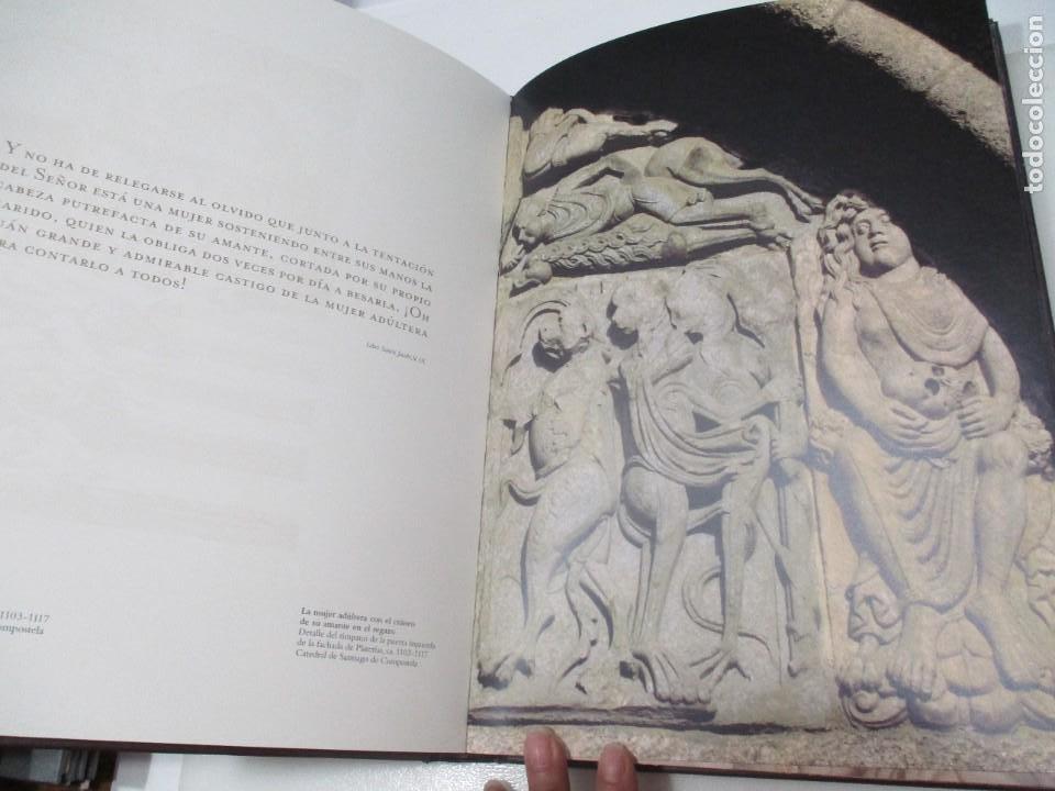 Libros de segunda mano: JOSÉ MANUEL GARCÍA IGLESIAS Camino de Santiago, patrimonio mundial W8060 - Foto 4 - 276250788