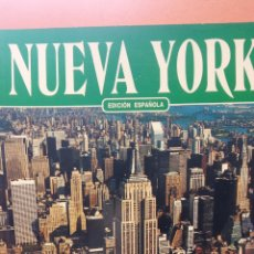 Livros em segunda mão: NUEVA YORK. EDICIÓN ESPAÑOLA. BONECHI & CITY MERCHANDISE. Lote 276268188