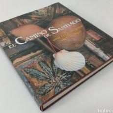 Libros de segunda mano: LIBRO EL CAMINO DE SANTIAGO UNA RUTA A TRAVES DEL TIEMPO. Lote 276657658