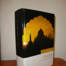 Libros de segunda mano: INDIA. LA HISTORIA DEFINITIVA - D. R. SARDESAI - EDICIONES BELACQVA. Lote 276677713