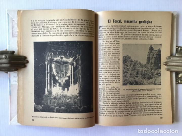 Libros de segunda mano: GUÍA DE MÁLAGA. - BUENO MUÑOZ, Antonio. - Foto 4 - 123168428