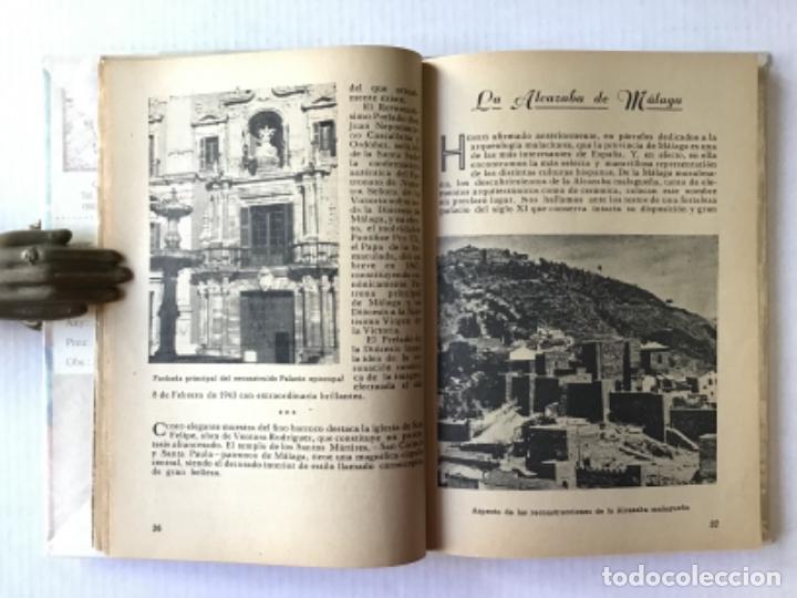 Libros de segunda mano: GUÍA DE MÁLAGA. - BUENO MUÑOZ, Antonio. - Foto 5 - 123168428