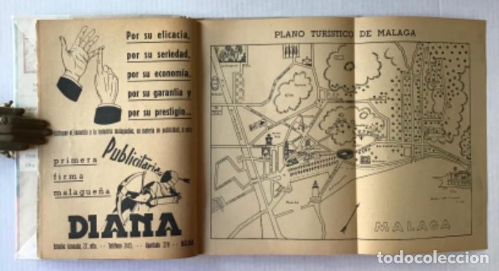 Libros de segunda mano: GUÍA DE MÁLAGA. - BUENO MUÑOZ, Antonio. - Foto 3 - 123168428