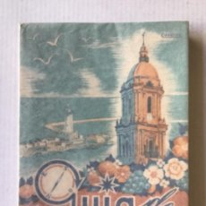 Libros de segunda mano: GUÍA DE MÁLAGA. - BUENO MUÑOZ, ANTONIO.. Lote 123168428
