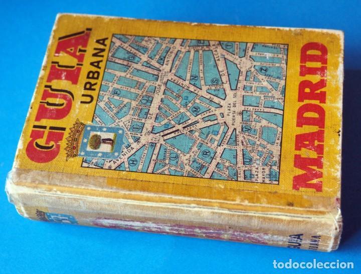 Libros de segunda mano: GUIA URBANA DE MADRID. AÑO 1973. TOMO I - Foto 7 - 276961993