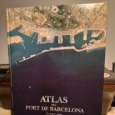 Libros de segunda mano: ATLAS DEL PORT DE BARCELONA. Lote 276974178