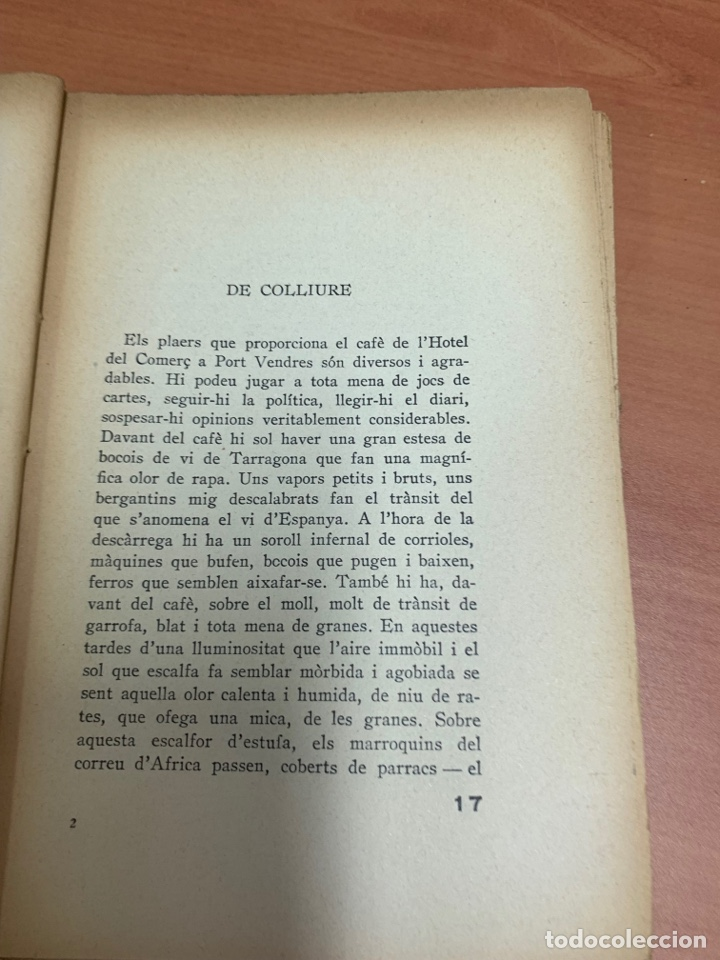 Libros de segunda mano: CARTES MERDIONALS. JOSEP PLA. LIBRERÍA CATALONIA. BARCELONA 1929. - Foto 12 - 277423398