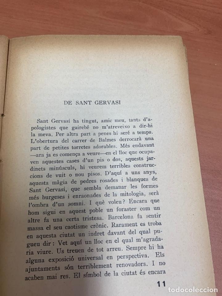 Libros de segunda mano: CARTES MERDIONALS. JOSEP PLA. LIBRERÍA CATALONIA. BARCELONA 1929. - Foto 13 - 277423398