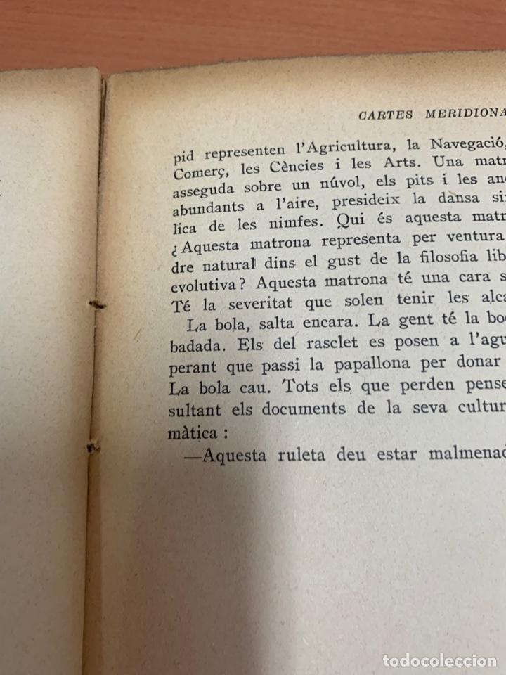 Libros de segunda mano: CARTES MERDIONALS. JOSEP PLA. LIBRERÍA CATALONIA. BARCELONA 1929. - Foto 16 - 277423398