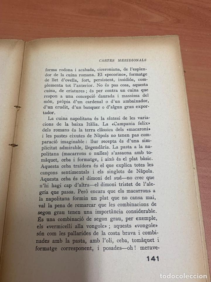 Libros de segunda mano: CARTES MERDIONALS. JOSEP PLA. LIBRERÍA CATALONIA. BARCELONA 1929. - Foto 19 - 277423398