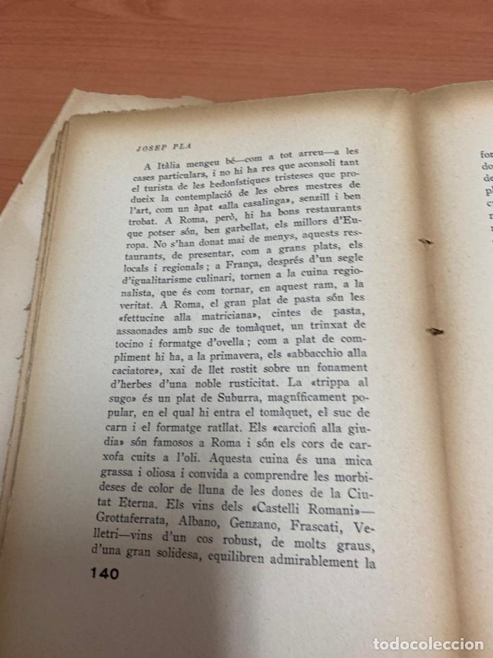 Libros de segunda mano: CARTES MERDIONALS. JOSEP PLA. LIBRERÍA CATALONIA. BARCELONA 1929. - Foto 20 - 277423398