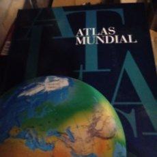 Libros de segunda mano: ATLAS MUNDIAL. Lote 277479328