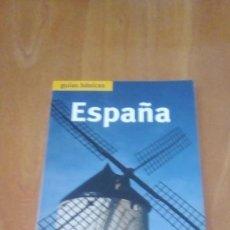 Libros de segunda mano: GUÍA DE ESPAÑA - GUÍAS BÁSICAS. Lote 277522048