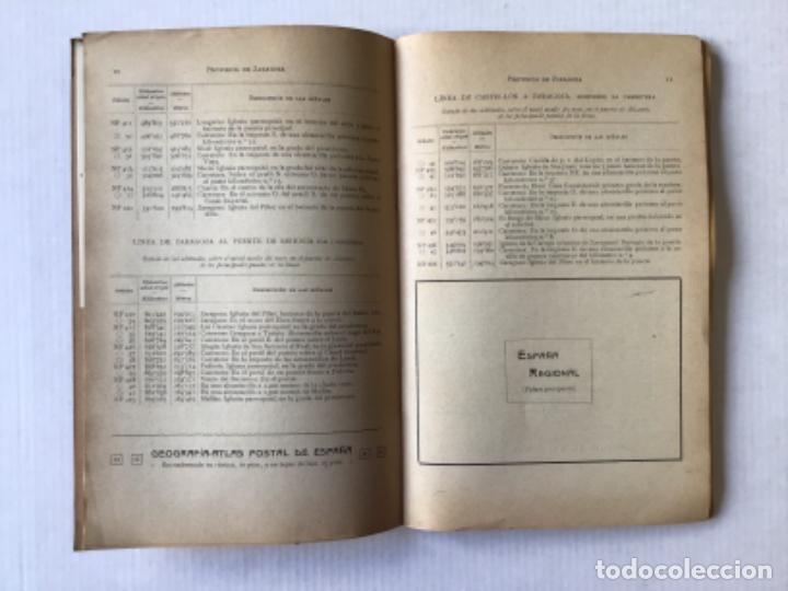 Libros de segunda mano: Colección de cartas corográficas. Datos facilitados y revisados por el Instituto Geográfico y Estadí - Foto 3 - 123175502