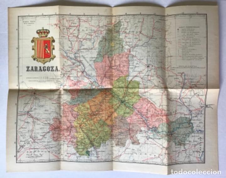 Libros de segunda mano: Colección de cartas corográficas. Datos facilitados y revisados por el Instituto Geográfico y Estadí - Foto 4 - 123175502