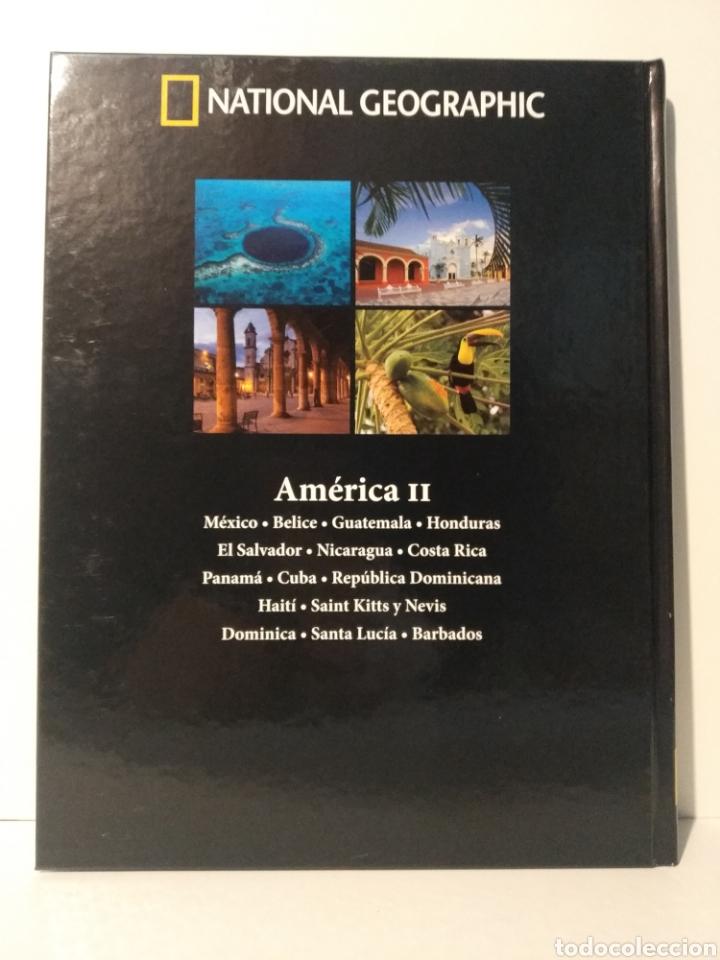 Libros de segunda mano: América II. Patrimonio de la humanidad. Mexico. América central. National Geographic - Foto 2 - 277739748