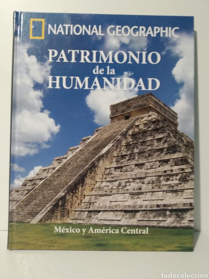 AMÉRICA II. PATRIMONIO DE LA HUMANIDAD. MEXICO. AMÉRICA CENTRAL. NATIONAL GEOGRAPHIC (Libros de Segunda Mano - Geografía y Viajes)