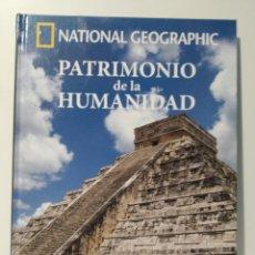 Libros de segunda mano: AMÉRICA II. PATRIMONIO DE LA HUMANIDAD. MEXICO. AMÉRICA CENTRAL. NATIONAL GEOGRAPHIC. Lote 277739748