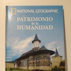 Libros de segunda mano: EUROPA XI. PAÍSES BALCÁNICOS. PATRIMONIO DE LA HUMANIDAD. NATIONAL GEOGRAPHIC. Lote 277740178
