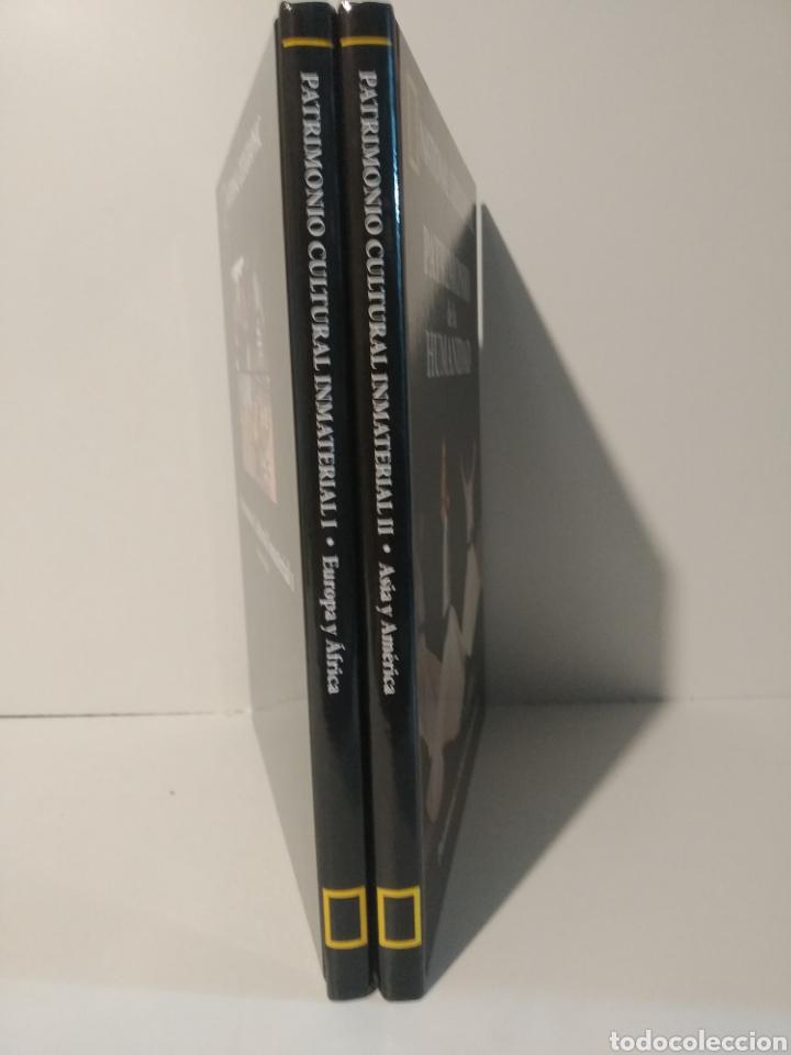 Libros de segunda mano: Patrimonio cultural inmaterial. I y II. National geographic. Patrimonio de la humanidad - Foto 3 - 277741623