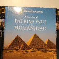Libros de segunda mano: PATRIMONIO DE LA HUMANIDAD. ÁFRICA I. NATIONAL GEOGRAPHIC.. Lote 277742028