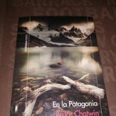 Libros de segunda mano: EN LA PATAGONIA. - CHATWIN, BRUCE. Lote 277851198
