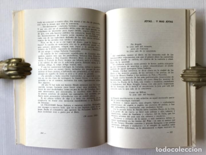 Libros de segunda mano: PRESENCIAS DE UN ZARAGOZANO AUSENTE. - CAVIA, Mariano de. - Foto 5 - 123174068