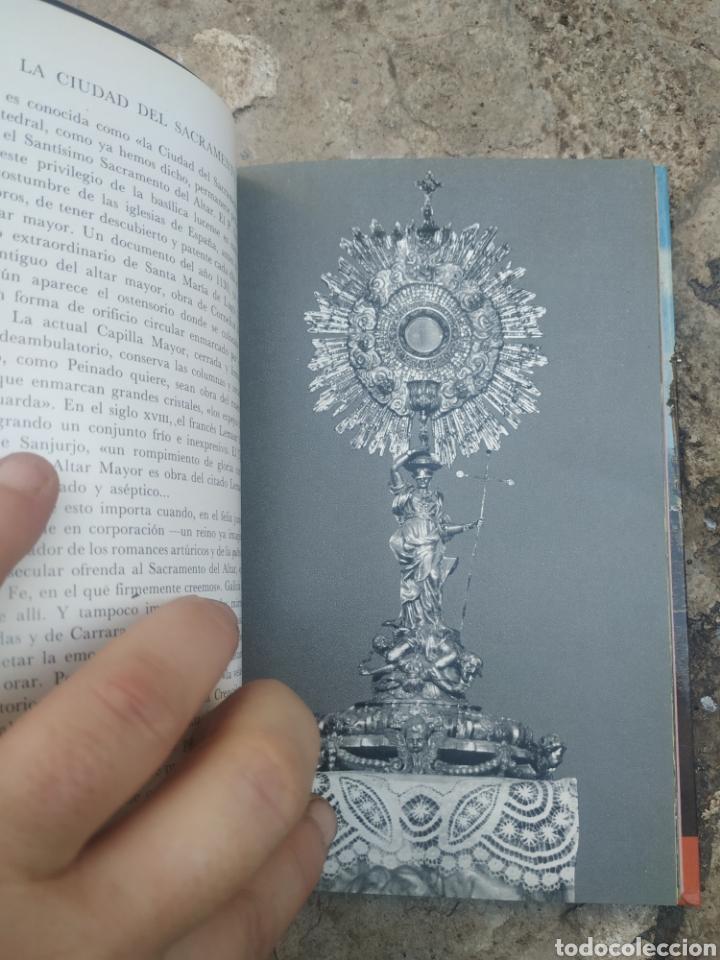 Libros de segunda mano: Lugo, por Álvaro cunqueiro año 1977 - Foto 3 - 278689338