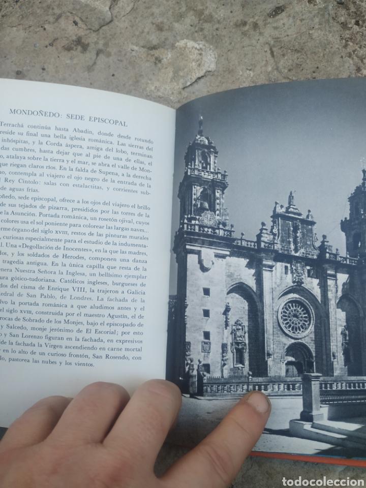 Libros de segunda mano: Lugo, por Álvaro cunqueiro año 1977 - Foto 4 - 278689338