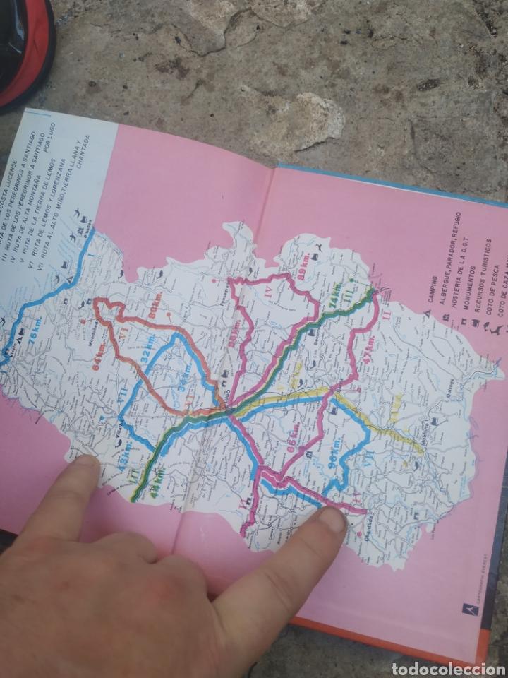 Libros de segunda mano: Lugo, por Álvaro cunqueiro año 1977 - Foto 5 - 278689338