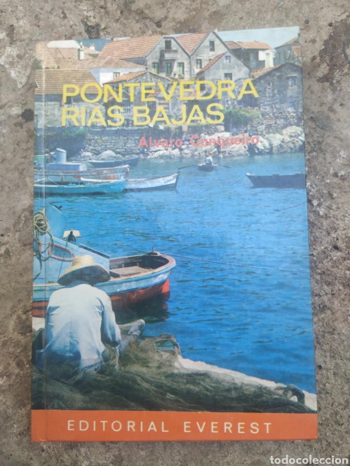 PONTEVEDRA RÍAS BAJAS, POR ÁLVARO CUNQUEIRO 1978 (Libros de Segunda Mano - Geografía y Viajes)