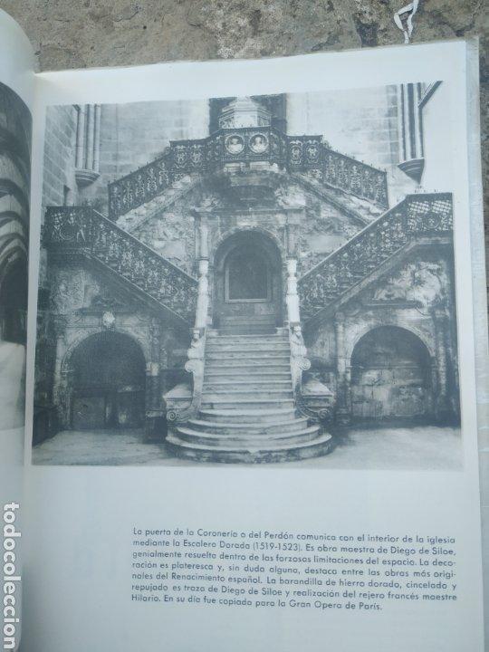 Libros de segunda mano: La catedral de Burgos 1964 - Foto 4 - 278690998