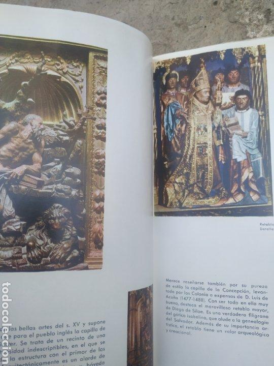 Libros de segunda mano: La catedral de Burgos 1964 - Foto 5 - 278690998